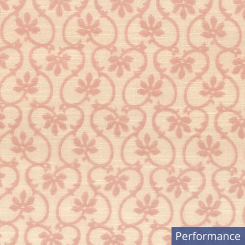7615-05 FLORAL SCROLL